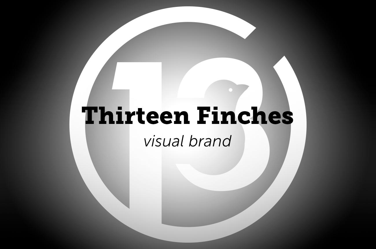 Thirteen Finches